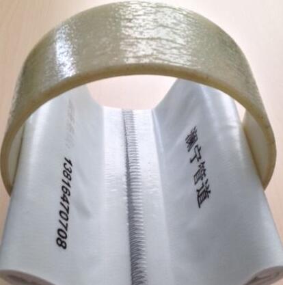小內襯管及其固化后的樣品
